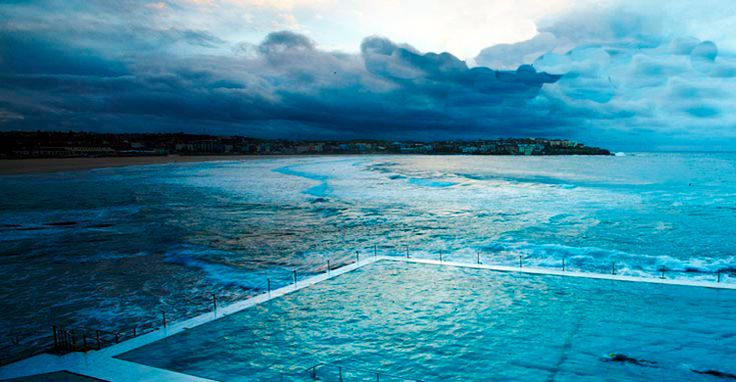 Bondi Iceberg Club (winter swimming facility) - Bondi Beach, Australia