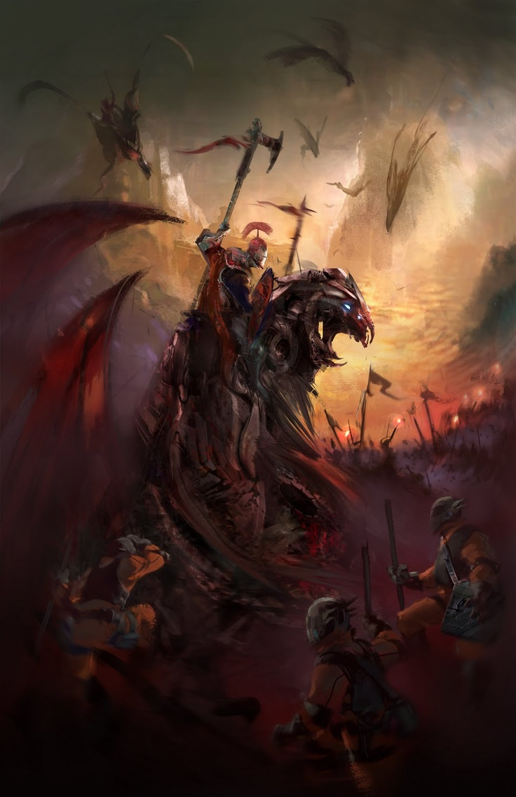 17 best images about battlescapes on pinterest digital for Domon siege social