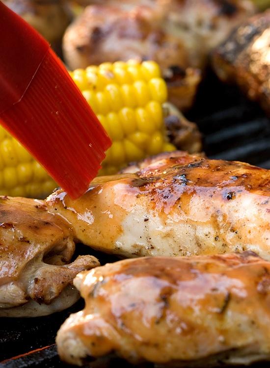 5 Healthy Chicken Marinade Ideas #healthy #chicken
