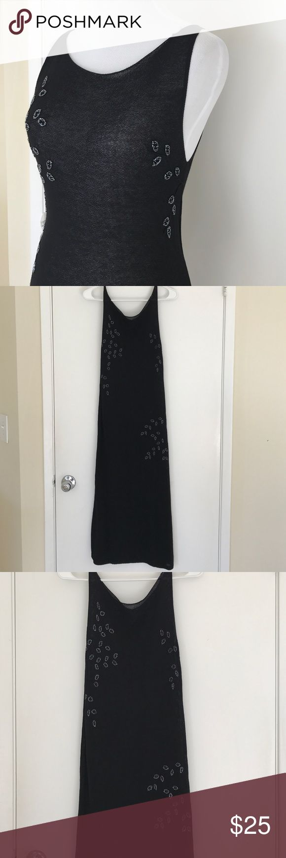 ZARA REALLY TRANSPARENT DRESS. From Zara Europe. Really see true dress. Size medium. Fit as a small. Length 37. Bust 12.  Waist 14. Embroidery on each side of the bust, 1 leg and none in the back. Good condition.The best is to wear the black and the white one over the other. It 's really pretty. Both dresses are exactly the same. (Measure, size, brand ..) Zara Dresses