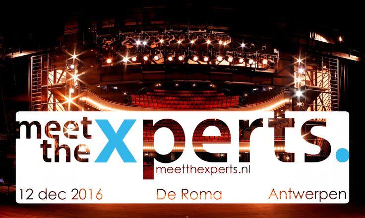 Meet The Xperts. Een festival over de kracht van peersupport.