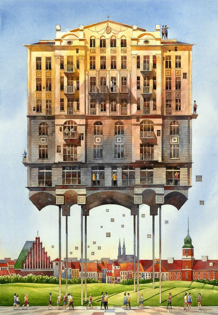 Nowogrodzka 4_01 - TYTUS BRZOZOWSKI - Lumarte - sztuka online