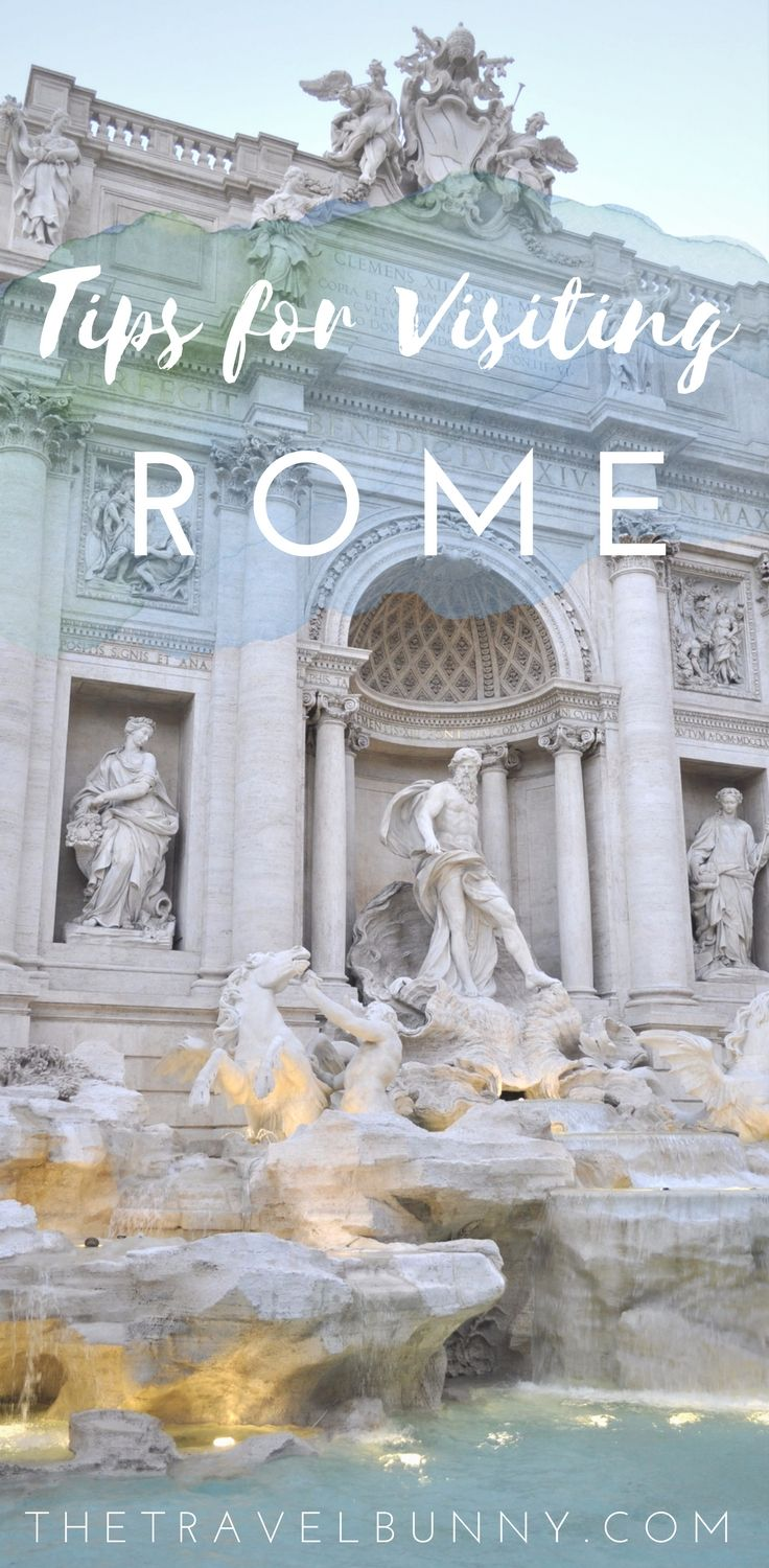 Travel tips for visiting Rome. How to save money on sightseeing, getting around, where re to eat, stay and make the most of your time in Rome.