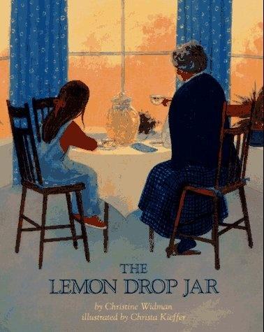 The Lemon Drop Jar by Christine Widman