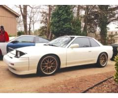 Nissan 240sx Coupe RB25det For Sale Charlotte, North Carolina! http://240sxlisted.com/nissan-240sx-s13-coupe/nissan-240sx-coupe-rb25det-for-sale_i49