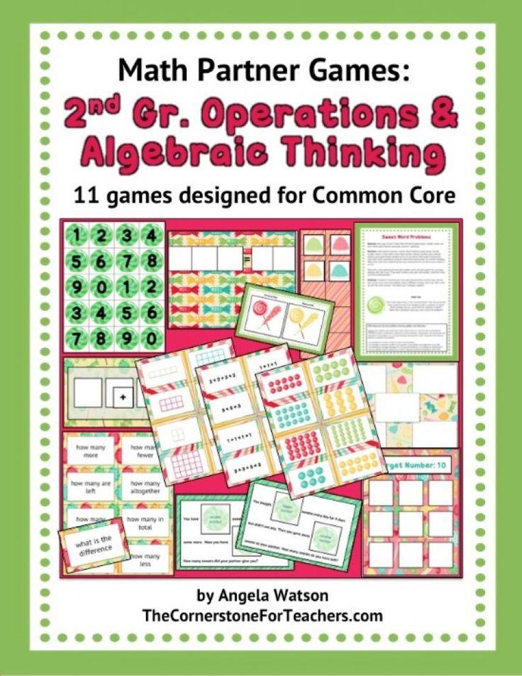 532 best 2nd grade math images on Pinterest | Teaching math ...