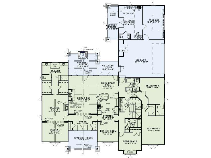 Best 25 unique house plans ideas on pinterest cute for Unique craftsman house plans