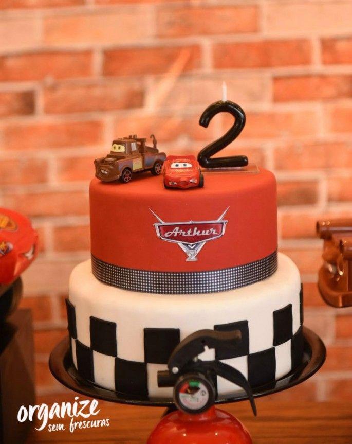 Organize sem Frescuras | Rafaela Oliveira » Arquivos » Carros Party: Decoração de Aniversário do meu filho