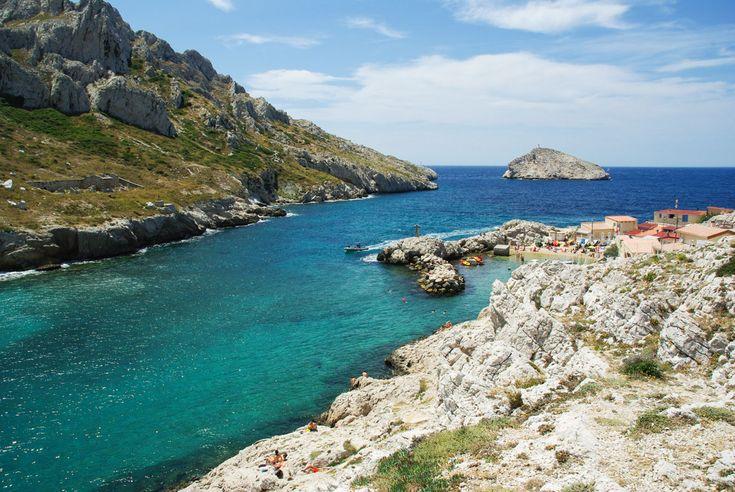 Marseille : à la fin de la route - de la Madrague au Cap Croisette