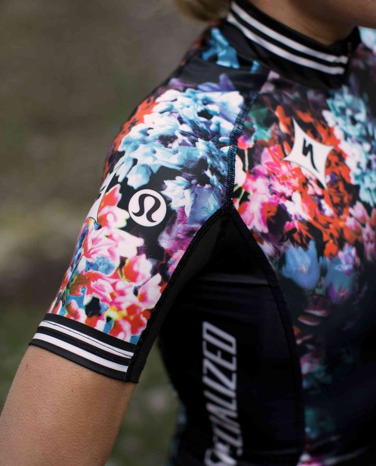 Specialized SS Jersey Perfect for me! Lululemon + Specialized