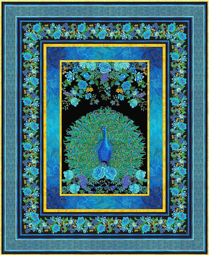Best 25+ Peacock quilt ideas on Pinterest Quilt designs, Mgq paradox and Machine quilting designs