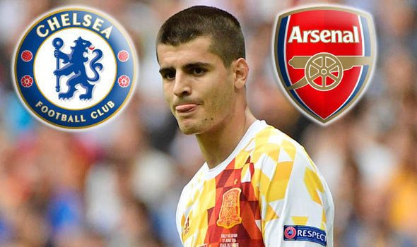 Exclusive: Morata to cost Chelsea and Arsenal 50m as Real Madrid make intentions clear   via Arsenal FC - Latest news gossip and videos http://ift.tt/29vlKQb  Arsenal FC - Latest news gossip and videos IFTTT