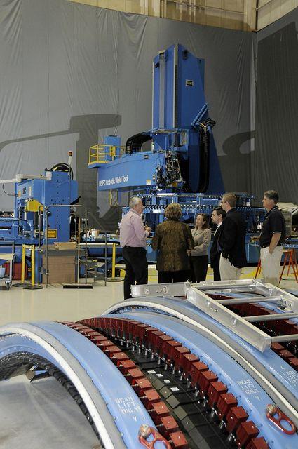 All sizes | Friction Stir Welding (NASA, Marshall Center) | Flickr - Photo Sharing!