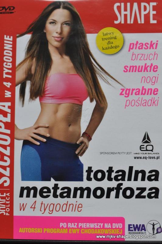 Ewa Chodakowska - trening na 4 tygodnie