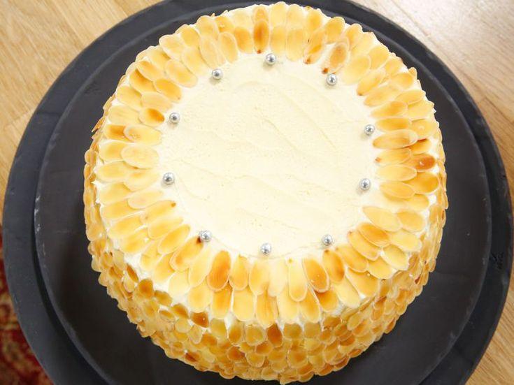 Découvrez la recette L'Angel cake de Mercotte sur cuisineactuelle.fr.