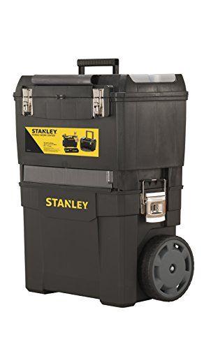 Stanley 1-93-968 Servante d'Atelier Carbone