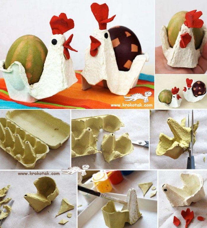 kip van eierdoos (pinterest)