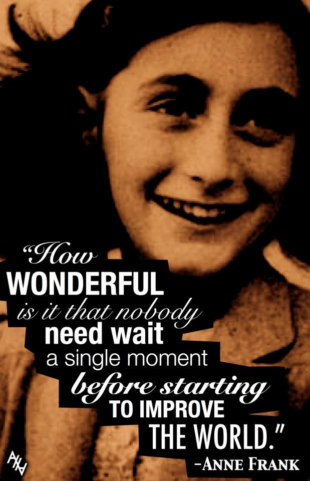 anne frank quotes The diary of anne frank (definitive edition) - duration: 10:08:58 jason mills 34,282 views  top 10 anne frank quotes | inspirational quotes | diary quotes - duration: 2:37.