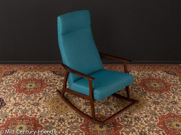 50er Schaukelstuhl, Sessel, Sofa, 60er, Vintage