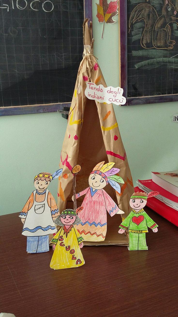 Tenda indiani cucu'