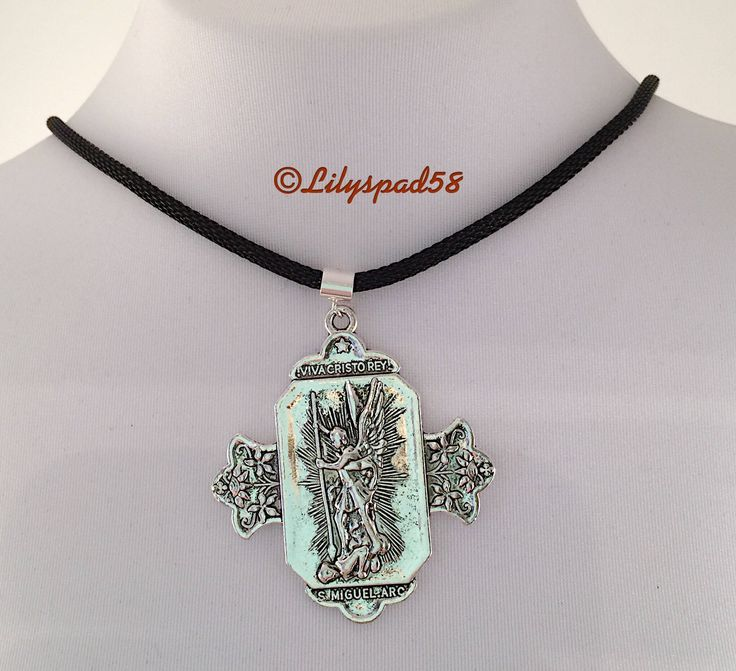Silver Plated, Double Sided, Stamped, Pendant Cross, Gift for Her,  Bohemian, Steampunk, Birthday, Christmas, Gothic, Religious by Lilyspad58 on Etsy
