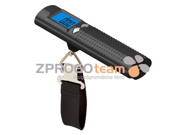 NEW: A very practical helper Power bank 3 in 1 (external battery, luggage scale, LED flashlight).