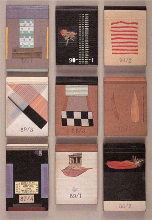 Herman Hertzberger's tiny sketchbooks