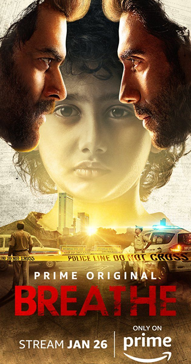 With Madhavan Amit Sadh Sapna Pabbi Shriswara Breathe Is An Indian Drama That Explores The Lives Of Ordinary Men Faced Wit Breathe Series Hd Movies Breathe