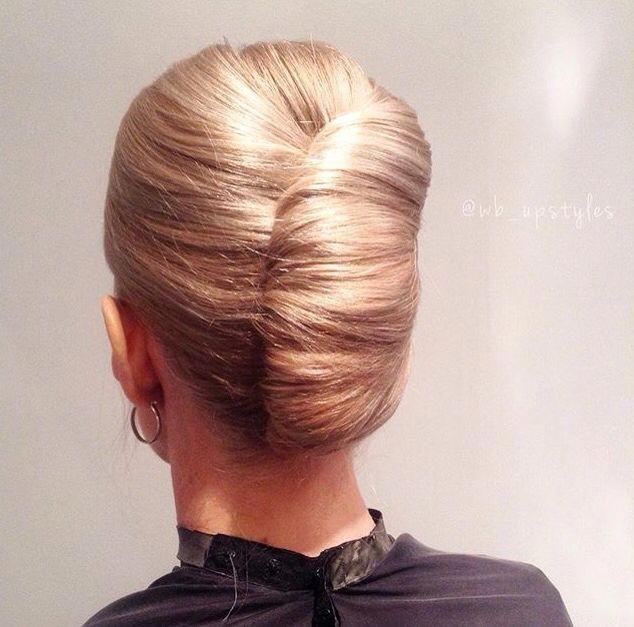 Top Ten Hairstyles For Long Hair Prom Hair Quick Fancy Hairstyles French Twist Hair Long Hair Updo Long Hair Styles