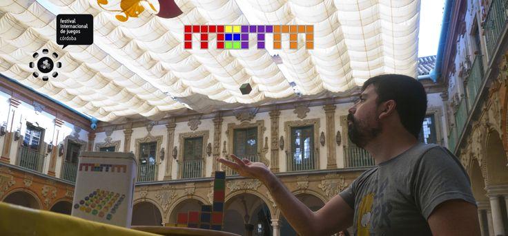 Foto ganador del 2º premio en el festival de juegos de Córdoba 2013