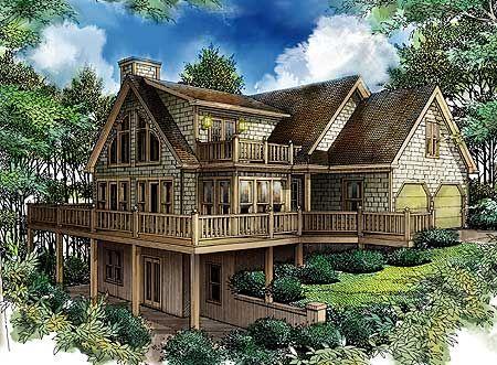 25 Best Ideas About Mountain Cottage On Pinterest