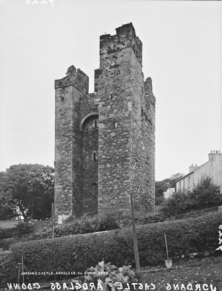 Jordan's Castle, Ardglass, Co. Down