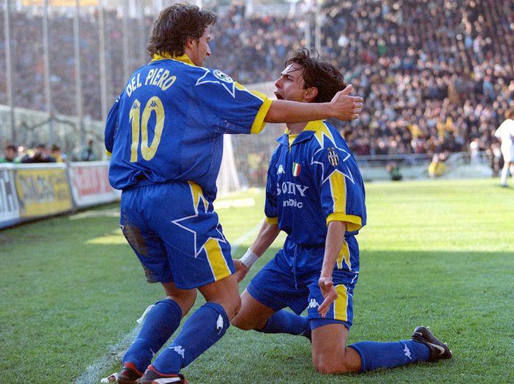 Alessandro Del Piero + Pippo Inzaghi.