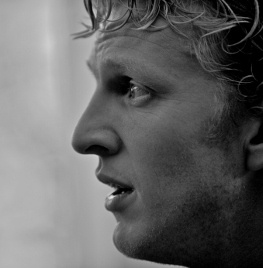 Dirk Kuyt, quality player and quality person, its just that he never gives up, he keeps on going till the very end.