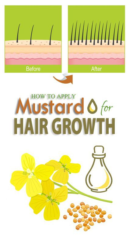 How To Use Mustard Oil For Hair Growth?