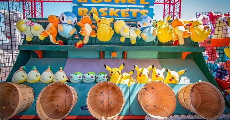 A former rocket scientist explains why carnival games are a huge scam