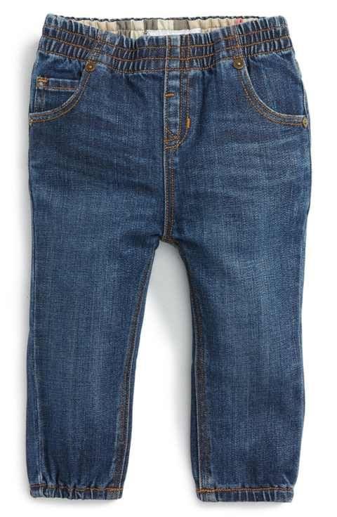 Burberry Eloise dril de algodón de los pantalones del basculador (bebés)