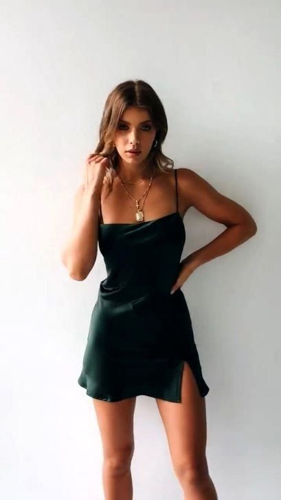 20+ Awesome Summer Style With Slip Dress 3