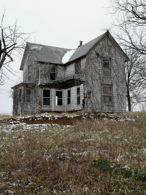 Abandoned place in Kansas City
