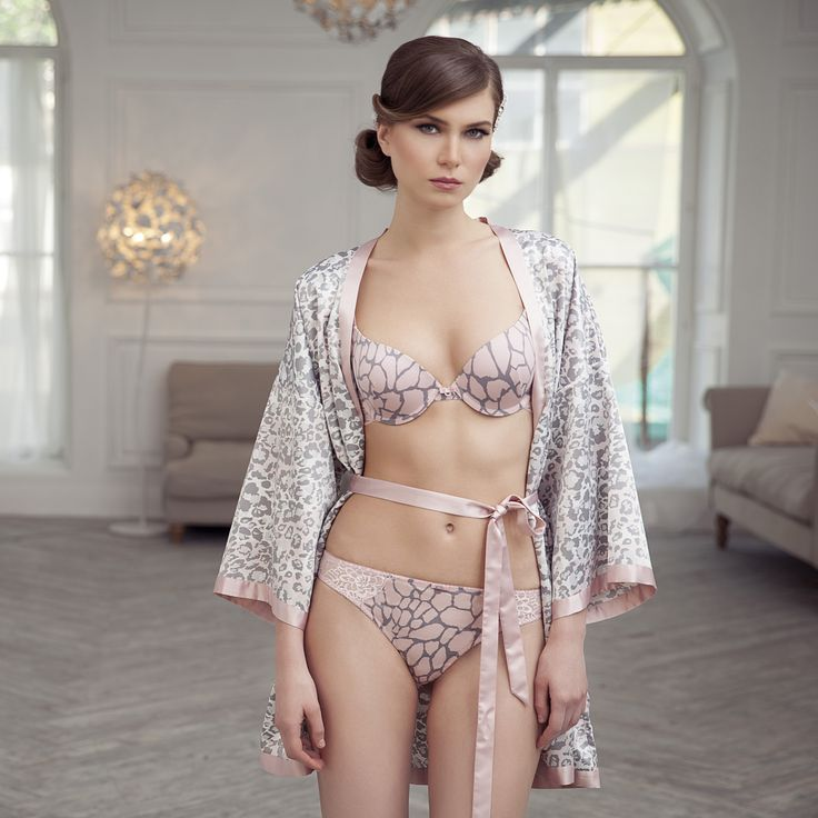 Fine french lingerie think