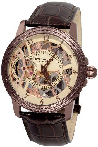 Reloj Stuhrling Original Brumalia Automático 228.3365K77  | Antes: $3,015,000.00, HOY: $999,000.00