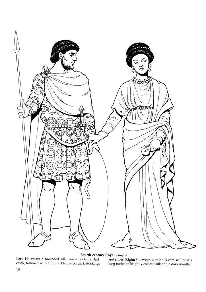 Byzantine Fashions 8