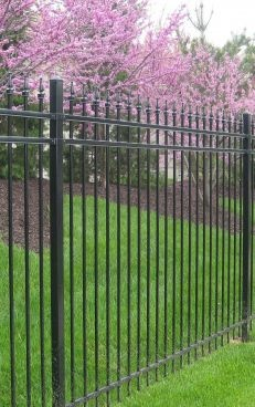 Residential Fence Application 1  hawaii fence supply