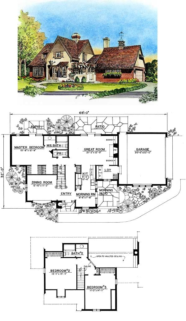 Home Plans Nice Interior And Exterior Home Design With: 11 Best Adobe House Plans Images On Pinterest