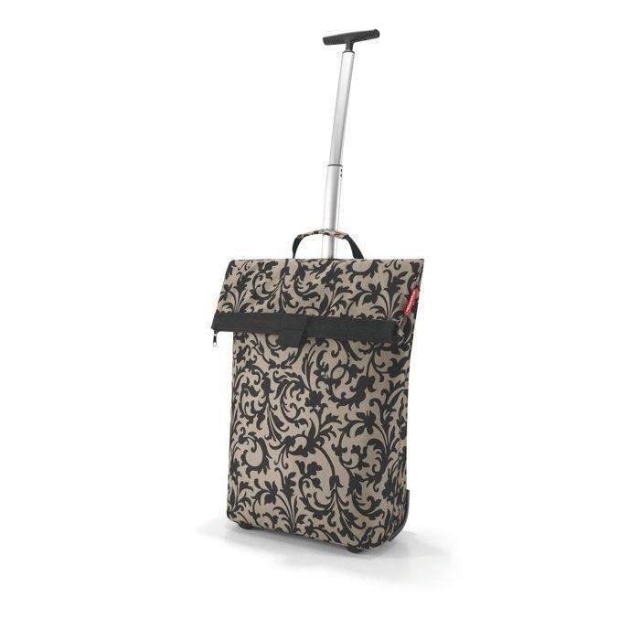 Wózek na zakupy Reisenthel Trolley M 43l, baroque taupe | PrezentBox