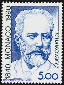 Pyotr Ilyich Tchaikovsky (1840 – 1893)  - On 28 October 1893 Tchaikovsky conducted the premiere of his Sixth Symphony,[168] the Pathétique In Saint Petersburg. Nine days later, Tchaikovsky died there, aged 53. He was interred in Tikhvin Cemetery at the Alexander Nevsky Monastery, near the graves of fellow-composers Alexander Borodin, Mikhail Glinka, and Modest Mussorgsky; later, Rimsky-Korsakov and Balakirev were also buried nearby.