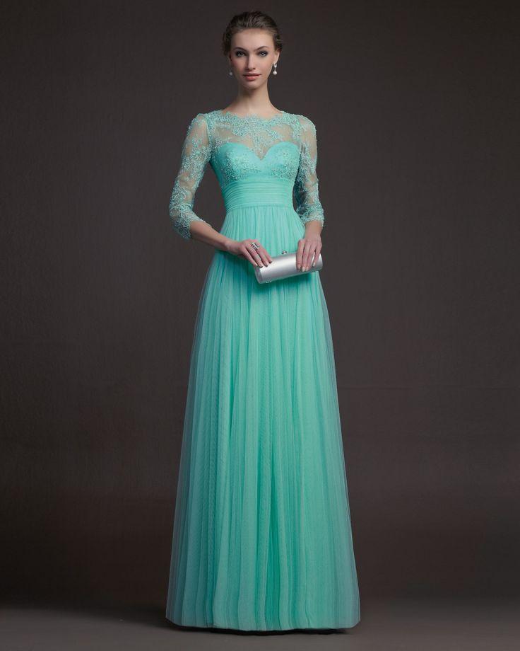 Evening Dress by AIRE BARCELONA. More photos at:  http://www.efr7.com/shop/evening-dresses/237/