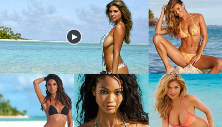 Sports Illustrated Swimsuit 2015 launches Today