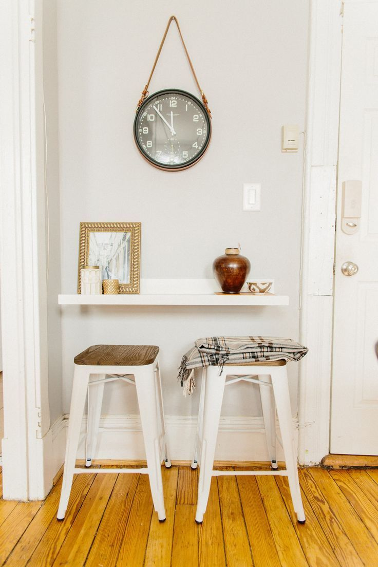 small dining area