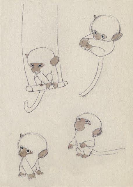 Mi mono amedio y yo